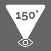 Balter Wechselsprechanlage-150 Grad Weitwinkel-Kamera