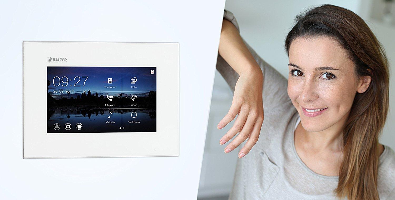 Balter EVO 7 Zoll Touchscreen Monitor