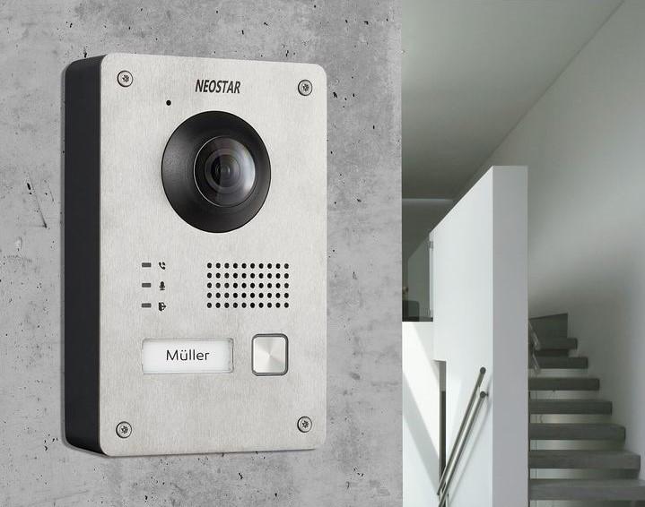 ip video t rsprechanlage neostar aegir 2 draht mit 172. Black Bedroom Furniture Sets. Home Design Ideas