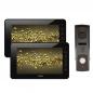 videosprechanlage aufputz t rstation f r 1 familienhaus online preiswert kaufen. Black Bedroom Furniture Sets. Home Design Ideas