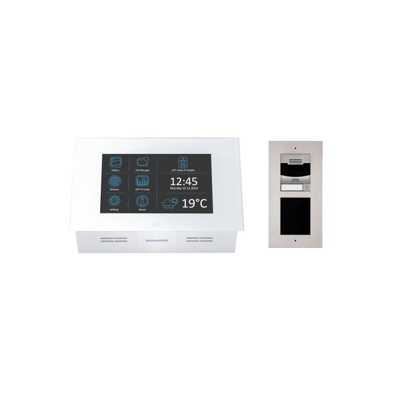 2n ip videosprechanlage f r 1 familienhaus mit 7 innenstation is vtn01 online preiswert kaufen. Black Bedroom Furniture Sets. Home Design Ideas