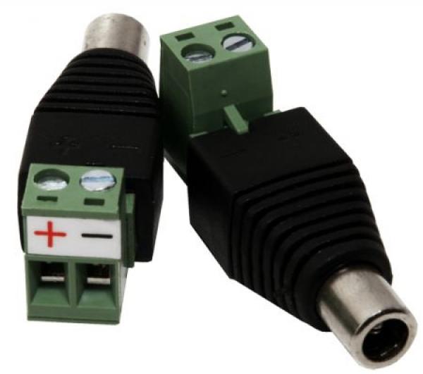 NEOSTAR Strom-Adapter DC-Buchse für Hohlstecker Strom-Adapter DC-Buchse für Hohlstecker