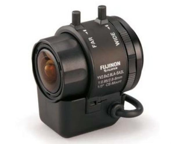 fujinon vario fokal auto iris objektiv 1 3 2 8 8mm. Black Bedroom Furniture Sets. Home Design Ideas