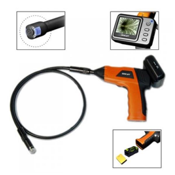NEOSTAR Inspektionskamera Endoskop Rohrkamera mit Funk Monitor Inspektionskamera Endoskop Rohrkamera mit Funk Monitor