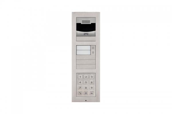 2N IP Verso Set - 2 Ruftasten, Kamera, Tastatur, Aufputz/Unterputz IP Verso Set - 2 Ruftasten, Kamera, Tastatur, Aufputz/Unterputz