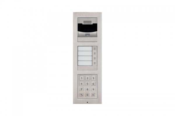 2N IP Verso Set - 4 Ruftasten, Kamera, Tastatur, Aufputz/Unterputz IP Verso Set - 4 Ruftasten, Kamera, Tastatur, Aufputz/Unterputz