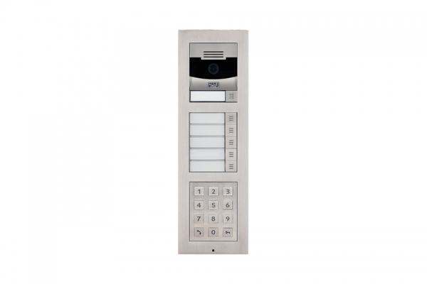 2N IP Verso Set - 6 Ruftasten, Kamera, Tastatur, Aufputz/Unterputz IP Verso Set - 6 Ruftasten, Kamera, Tastatur, Aufputz/Unterputz