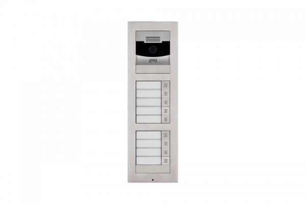 2N IP Verso Set - 9 Ruftasten, Kamera, Aufputz/Unterputz IP Verso Set - 9 Ruftasten, Kamera, Aufputz/Unterputz