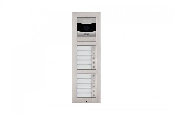 2N IP Verso Set - 10 Ruftasten, Kamera, Aufputz/Unterputz IP Verso Set - 10 Ruftasten, Kamera, Aufputz/Unterputz
