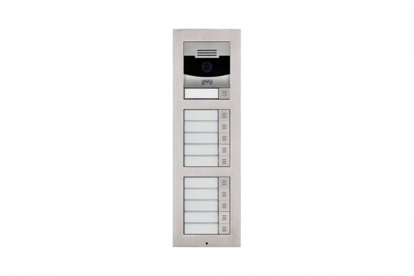 2N IP Verso Set - 11 Ruftasten, Kamera, Aufputz/Unterputz IP Verso Set - 11 Ruftasten, Kamera, Aufputz/Unterputz