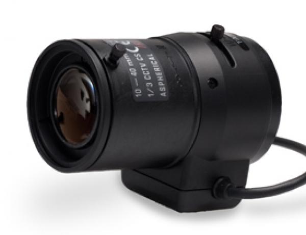 3G-Guard Variofokalobjektiv mit 10~40mm Brennweite Variofokalobjektiv mit 10~40mm Brennweite
