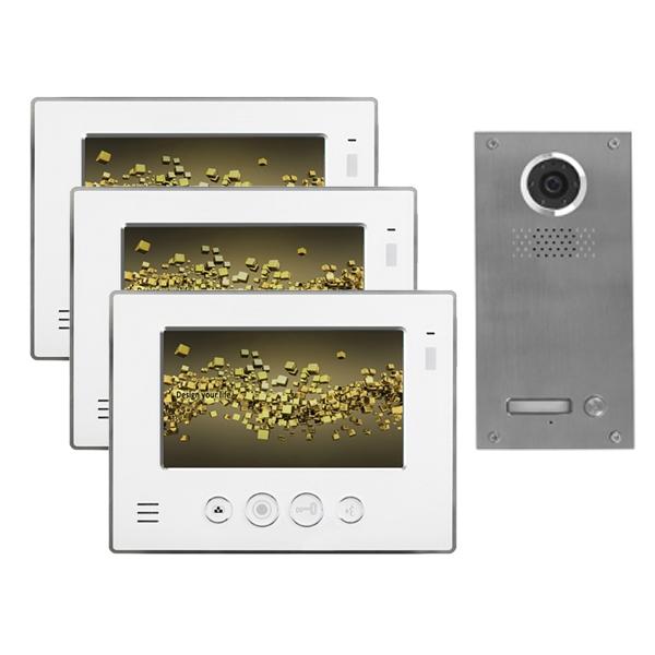 """NEOSTAR Video Türsprechanlage für 1-Familienhaus mit 7"""" TFT-LCD Video Türsprechanlage für 1-Familienhaus mit 7"""" TFT-LCD"""