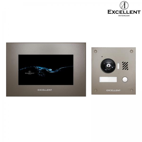 ip video t rsprechanlage 2 draht mit hd kamera 150 unterputz. Black Bedroom Furniture Sets. Home Design Ideas