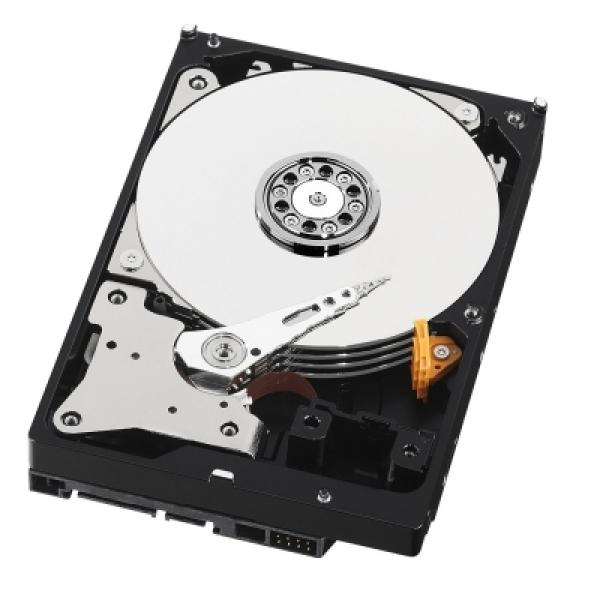 Western Digital 2TB Festplattenspeicher 24/7 mit AllFrame-Technologie 2TB Festplattenspeicher 24/7 mit AllFrame-Technologie