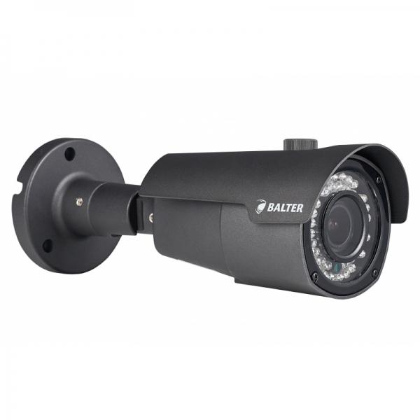 BALTER 2.0MP IR IP Außenkamera, WDR, Nachtsicht 30m, 2.8-12mm, IP66