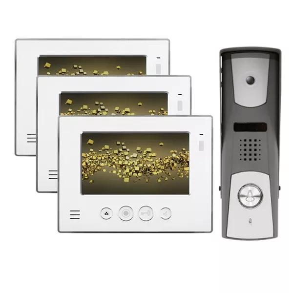 """NEOSTAR Video Türsprechanlage für 1-Familienhaus, 7"""" TFT-LCD Video Türsprechanlage für 1-Familienhaus, 7"""" TFT-LCD"""
