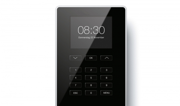 IhrSchutz24 Zeiterfassungssystem mit WLAN, RFID-Sensor Zeiterfassungssystem mit WLAN, RFID-Sensor
