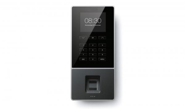 IhrSchutz24 Zeiterfassungssystem mit WLAN, RFID & Fingerabdrucksensor Zeiterfassungssystem mit WLAN, RFID & Fingerabdrucksensor