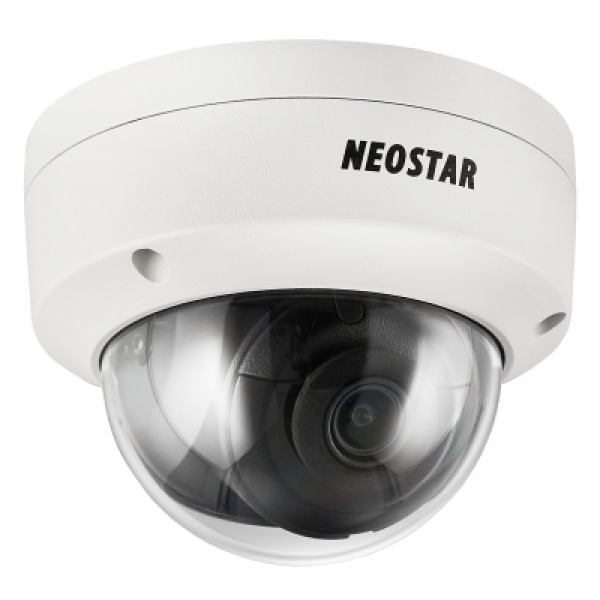 NEOSTAR 6.0MP EXIR IP Dome-Kamera, 2.8mm, Nachtsicht 30m, PoE/12V