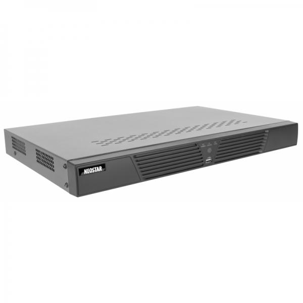 NEOSTAR 8 Kanal IP Netzwerk Rekorder NVR mit PoE, ONVIF, HDMI-NTR-810P