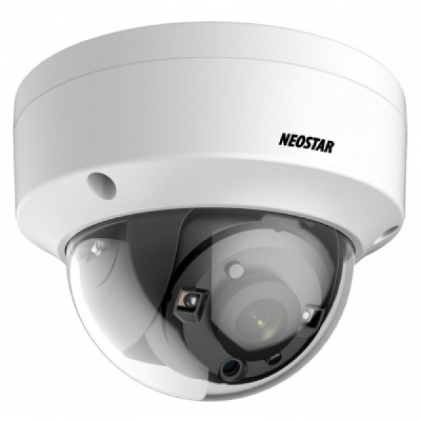 NEOSTAR 2.0MP HD-TVI Dome-Kamera,2.8mm,Nachtsicht 25m,WDR Smart