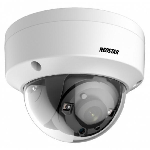 NEOSTAR 2.0MP HD-TVI Dome-Kamera,3.6mm,Nachtsicht 25m,WDR 120dB