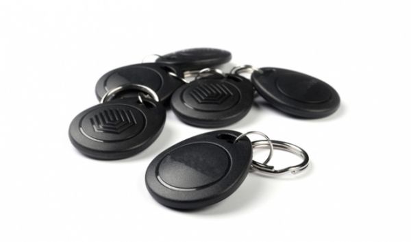 IhrSchutz24 RFID Keys für das Zeiterfassungssystem RFID Keys für das Zeiterfassungssystem