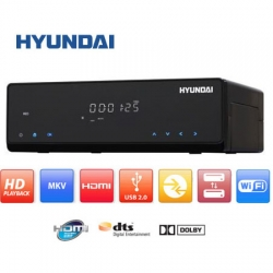 HYUNDAI HDMI Multimedia Player M-BOX H.264 MKV 1080p LAN USB - HMB-P500