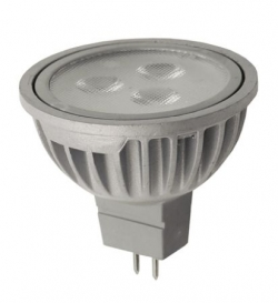 LED SMD Spot Leuchte massiv Aluminium 3W MR16 GU5.3 Warmwei� / Neutralwei� / Kaltwei� - IS-LED01-3x1x