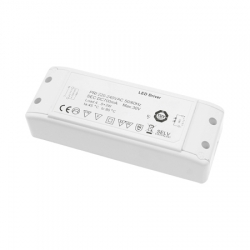 24W LED Power -Trafo, LED-Transformator 12V DC 700mA f�r Innenbereich - IS-TR13