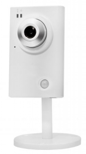 1,3 Megapixel IP Video�berwachungskamera HD Ready LAN mit Bewegungsmelder f�r Innen - IS-MP01 (AVM301)